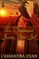 The Diamond Series Box Set by Cassandra Dean