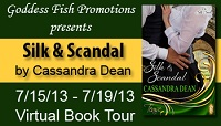 Silk & Scandal Virtual Book Tour Goddess Fish Promotions